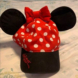 Minnie Mouse SnapBack hat